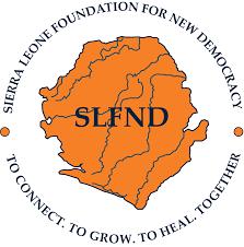 sierra leone foundation for a new democracy logo