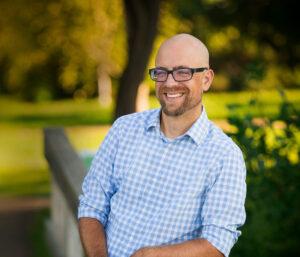 Photo of Jeremy Schroeder